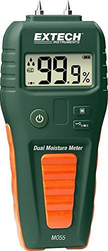 Extech MO55 – Combination Pin Pinless Moisture Meter