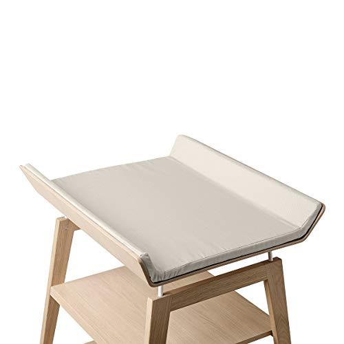 cappuccino - Linea by Leander overtrek voor Linea luiertafel ZONDER luiertafel en zonder schuimkussen