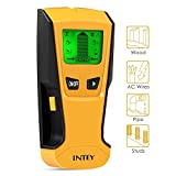 INTEY Détecteur de Matériaux Électrique Multi-fonction Avec Écran LCD et Bip...