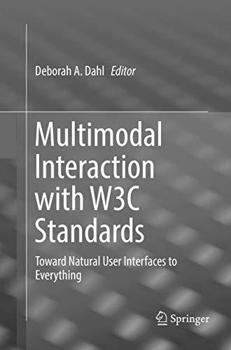 [画像:Multimodal Interaction with W3C Standards: Toward Natural User Interfaces to Everything]