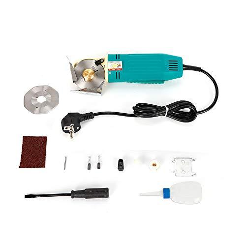 Cortador de tela eléctrico, 170 W, mini cortador de tela eléctrico, hoja...