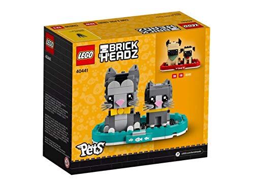 LEGO® BrickHeadz™ Kurzhaarkatzen und Katzenjunges - 40441