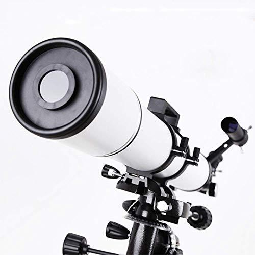 HD Gran Apertura 90 mm Refractor Astronómico Telescopio