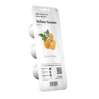 Click and Grow Smart Garden Yellow Tomato Plant Pods 3-Pack