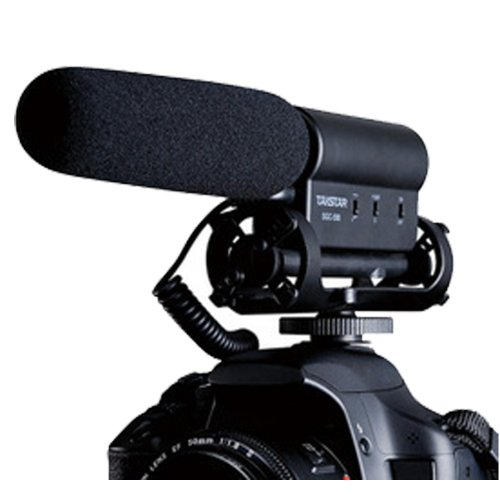 TAKSTAR SGC-598 Interview Microphone for...