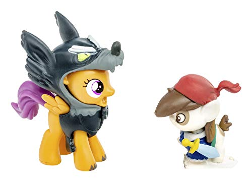 My little Pony Friendship is Magic Collection Pip Pinto Squeak Scootaloo by