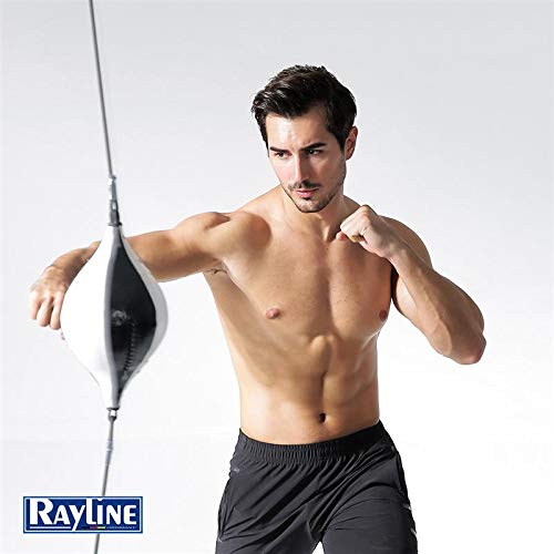 Rayline Boxball Boxbirne Doppelendball Boxtrainer Training-Fitness-Bodybuilding-Krafttraining