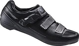 Shimano RP5, Unisex Adults' Road Biking Shoes, Black (black), 7.5 UK (43 EU)