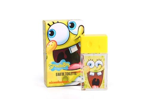 Sponge Bob Sponge bob edt 50 ml 1er pack 1 x 50 ml