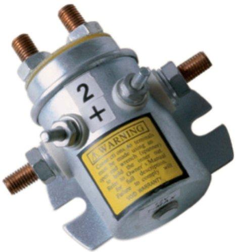 T-MAX 47-3650 Offroad-Serie Ersatz-Seilwinde Magnetspule für Old Style (bis Produktionsdatum Mai 2008) T-MAX Offroad Serie Seilwinde