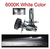 Luces led para Autos Luces de automóvil H4 LED H7 16000LM H11 Lámpara LED para Bombillas de Faros del Coche H1 H8 H9 9005 9006 HB3 HB4 Turbo H7 Bulbos LED 12V 24V Luces led para Coches