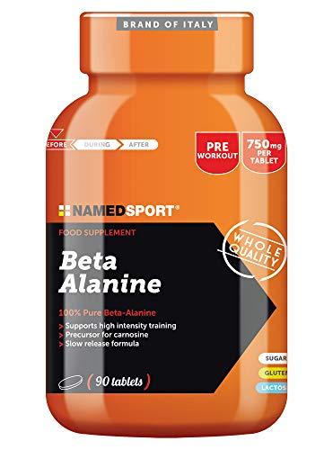 Named Sport Beta Alanine - 90 Cpr - 350 Gr