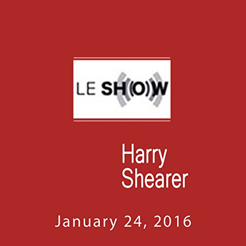 Le Show, January 24, 2016 audiobook cover art