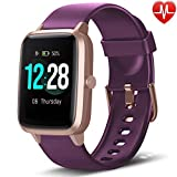 LETSCOM other ID205L Fitness Heart Rate, Smart, Activity Tracker, Step, Sleep Monitor, Calorie