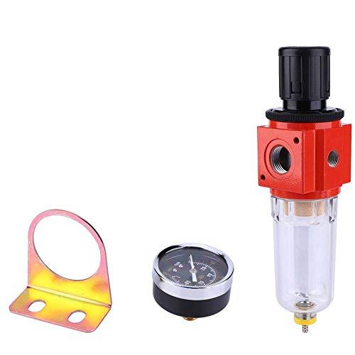 LHQ-HQ. Luftfilterdruckregler, 0.05-0.85MPa Druckregulierventil, Pneumatic Air Compressor Quellbehandlung Druckregler (G1 / 2 '')