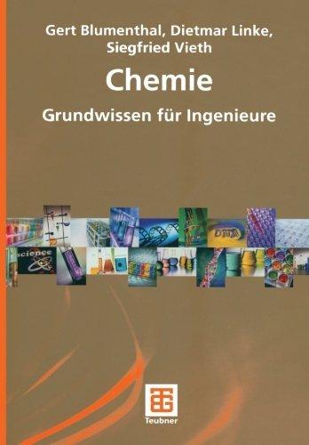 Chemie: Grundwissen f????r Ingenieure (Chemie in der Praxis) (German Edition) by Gert Blumenthal (2006-08-15)