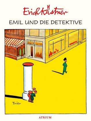 Geschenkidee Doppelband Sonderausgabe 90 Jahre Emil von Erich Kästner 1. Emil und die Detektive & 2. Emil und die DREI Zwillinge