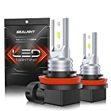 SEALIGHT H11 LED Fog Lights H8 H16 LED Fog Bulbs Lamps High Power 12 CSP Led Chips 6000K White