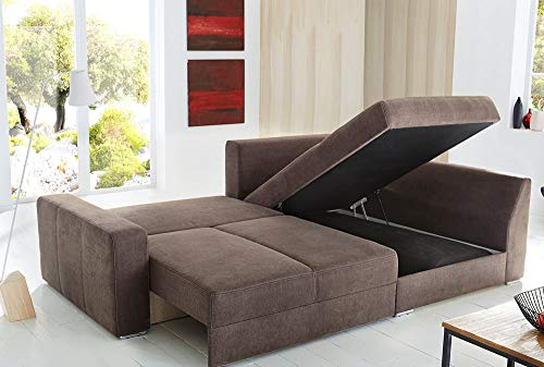 Ecksofa Couch –  günstig lifestyle4living Bild 4*