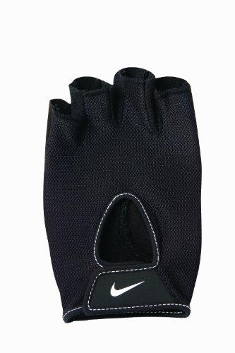 Nike Women's Fundamental Training Gloves II (Black/White, X-Small)