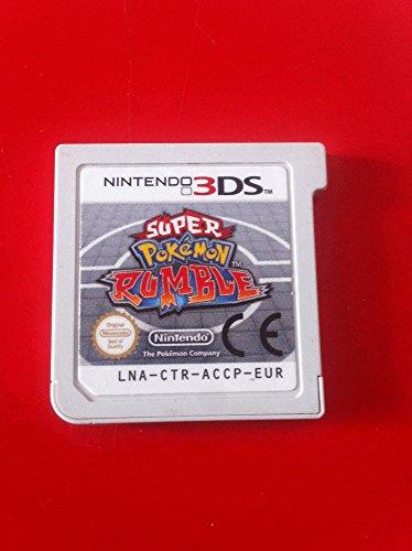 Super Pokemon Rumble - PEGI