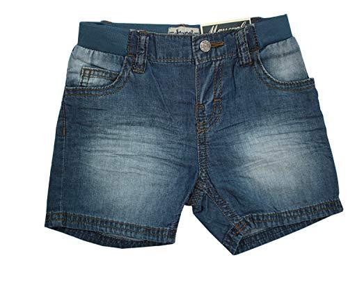 Mayoral Baby Jeans-Bermuda - Vaqueros para niño, color azul