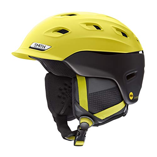 Smith Vantage MIPS, Casco Sci Uomo, Matte Citron Black, S (51-55)