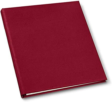 Gallery Leather Presentation Binder 75 Camden Red product image