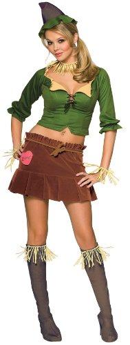 Rubies Disfraz de Mujer Espantapájaros Mago de Oz