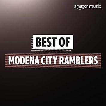 Best of Modena City Ramblers