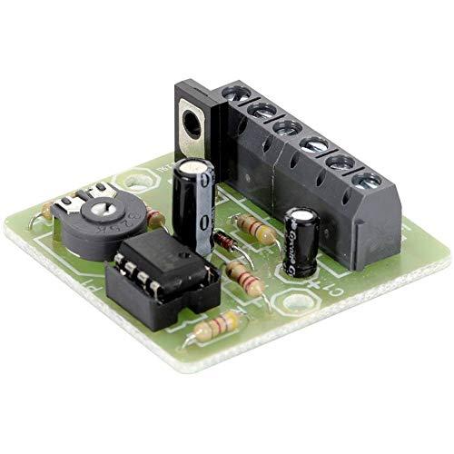 Conrad Components 117323 Temperaturgesteuerte Lüfter Regelung Bausatz 12 V/DC 20 bis 70 °C
