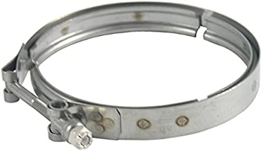 Precision Turbo V-Band Inlet Clamp for Pro Mod Turbine Housing