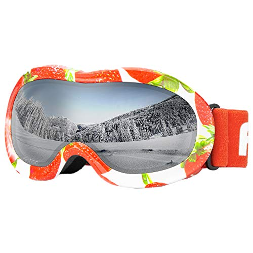 (30% OFF) Kids Ski Goggles $16.09 – Coupon Code