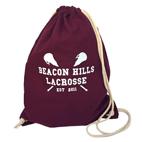 CosplayGo Teen Wolf Beutel/Rucksack, Beacon Hills Lacrosse Bag