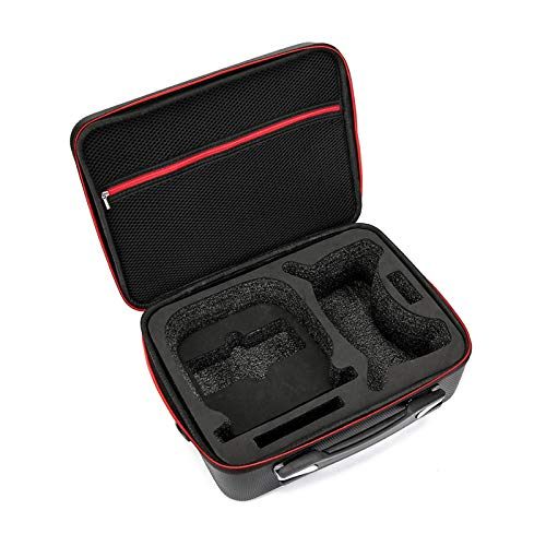 Tragetasche Kompatibel mit DJI FPV Experience Combo/DJI FPV Fly More Combo VR Glasses, Handtasche Rucksack wasserdichte Tasche Portable Tragekoffer Tragekoffer Reisetasche Box mit Schulterriemen