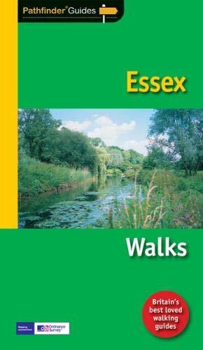 Pathfinder Essex: Walks (Pathfinder Guides)