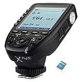 XPro-F TTL Wireless Flash Trigger 2,4 G Trasmettitore 1/8000s HSS E-TTL Ad Alta Velocità Sincronizzazione per Fotocamere Fuji X-Pro2 X-T20 X-T2 X-T1 X-Pro1 X-T10 X-E1 X-A3 X100F X100T
