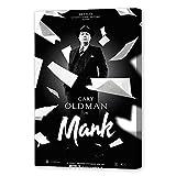 NCCDY Filmposter, Mank David Fincher, Gary Oldman, Poster,
