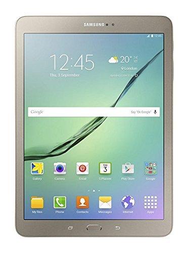 "Tablet Samsung Galaxy Tab S2 9.7"" 3GB Ram 32GB WiFi 4G Gold - Grado B"