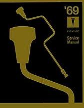 1969 PONTIAC UNABRIDGED REPAIR SHOP & SERVICE MANUAL - GTO, Tempest, LeMans, Catalina, Firebird, Executive, Bonneville, Grand Prix, and Trans Am