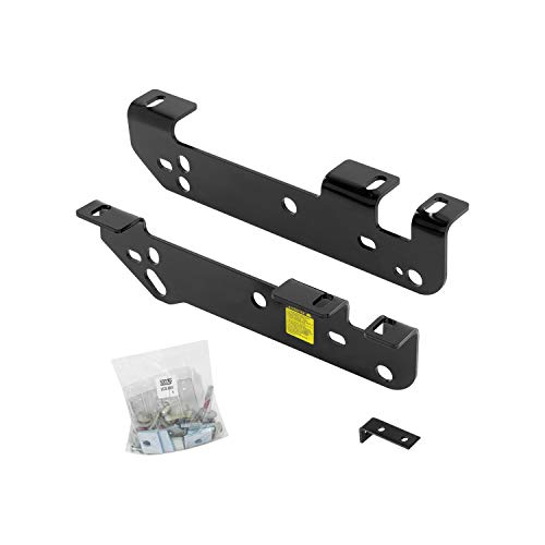 Reese 50026 Custom Quick-Install Fifth Wheel Brackets for Ford F-250/F-350/F-450 Super Duty (2011-2016)