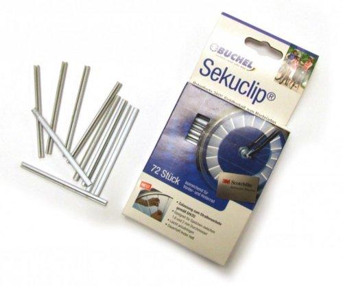 Radspeichenreflektoren Sekuclip Compact Set (72 Stck)