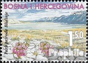 Bosnia - Croacia. Correos Mostar 51 (Completa.edición.) 1999 Naturaleza- y Parques Nacionales (Sellos para los...