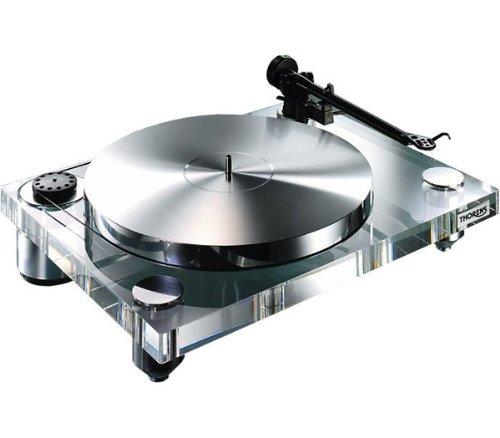 Thorens TD 2010 Plattenspieler (Tonarm TP 250, AC-Synchronmotor) acryl