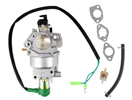 Pro Chaser carburetor for G8000S-CAN G8000S 8000 10000 Watt 8KW Gas Generator and BlackMax BM907000A BM907000 BM10700DR BM10700DG BM10700H BM10700HR BM10700J ZR10700 ZR10700J ZR10711 ZR10722 Generator