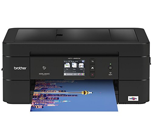 Brother MFCJ895DW Printer for Vinyl Sticker
