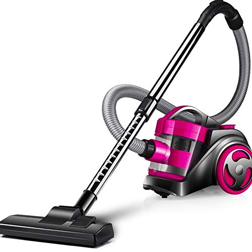 Find Bargain Vivian Yang Cylinder Vacuum Cleaner,1200W Cyclonic Powerful Pet Carpet Floor Electric S...
