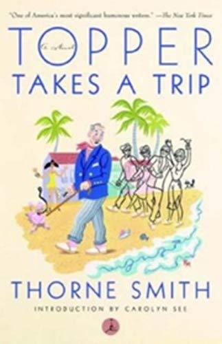 Topper Takes a Trip (English Edition)