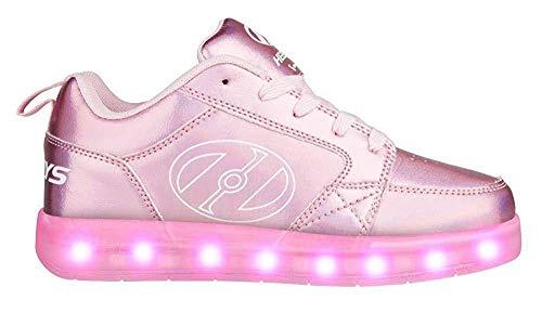 Heelys Unisex-Erwachsene Premium 2 Lo (he100432) Skateboardschuhe, Pink (Light Pink Hologram 000), 39 EU