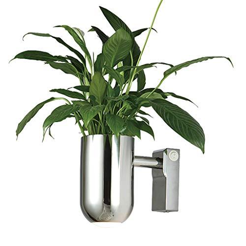 ZCY plantenlamp zuurstof-plantenlamp wandlamp LED nachtlicht afdekking voor binnen in de bloempot woonkamer bloempot gang slaapkamer